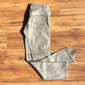WESC grey jeans